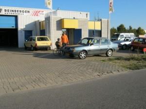 Enschede garage Reinbergen