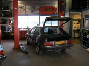 Garage Reinbergen werkplaats